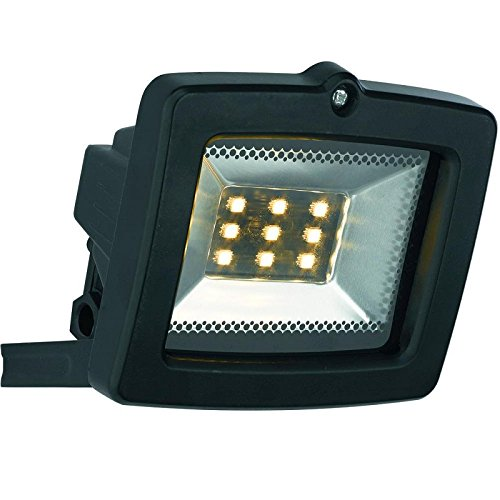 Philips fes - Proyector fes led 9x5w 200lm aluminio negro ...