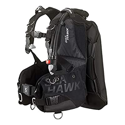 Scubapro Seahawk2 BCD with Balanced Inflator (Medium)