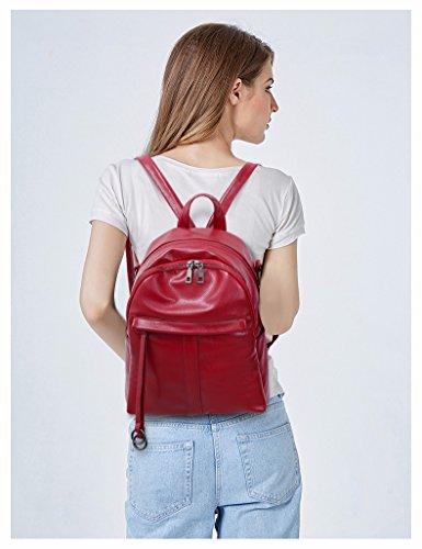 pour en dames de à contrat MSZYZ gueules souple sac sac mode dos petit femme cuir Sac sous bandoulière 8q0Ep