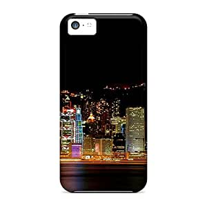 Iphone 5c Cases Covers - Slim Fit Protector Shock Absorbent Cases (hong Kong)
