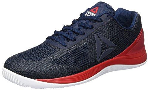 Reebok R Crossfit Nano 7.0, Zapatillas de Running Unisex Azul (Collegiate Navy/Primal Red/White/Black)