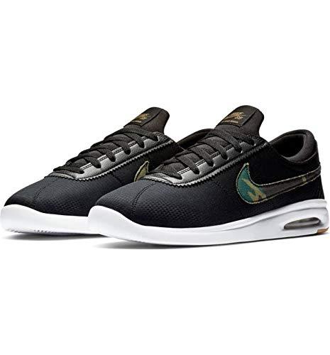 Nike SB AIR MAX Bruin VPR TXT Mens Fashion Sneakers AA4257 005_7.5 BlackMulti Color White