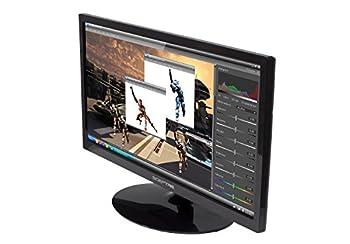 """Sceptre 1600x900 Hdmi Dvi Vga Led Hd Monitor - E205w-16008a 20"""" True Black (2017) 1"""