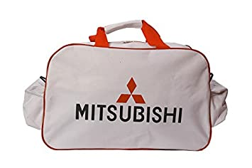 Mitsubishi Logo Sporttasche Leichte Seesack Reisegepaeck