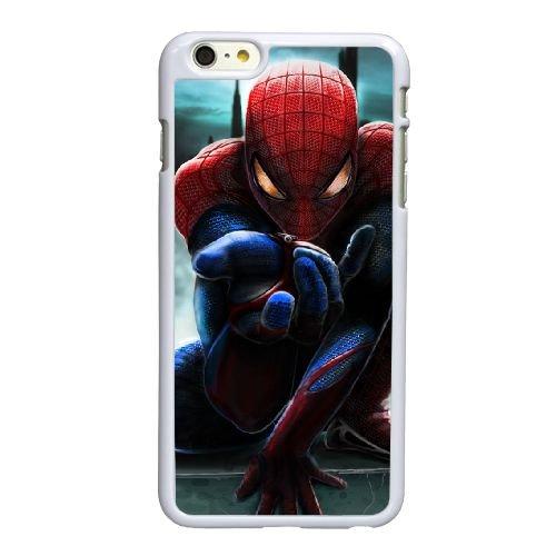D1M13 The Amazing Spiderman B9R5PN coque iPhone 6 Plus de 5,5 pouces cas de couverture de téléphone portable coque blanche DE2JEP4RT