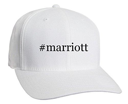 marriott-hashtag-adult-baseball-hat-white-large-x-large