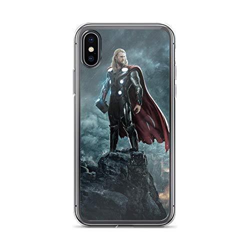 iPhone X/XS Anti-Scratch Shockproof Clear Case Art Thor The Dark World