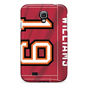 Awesome Tampa Bay Buccaneers Flip Case With Fashion Design For Galaxy S4
