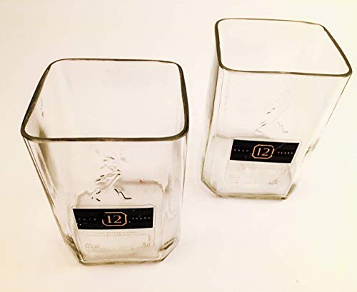 Walker Whisky Johnnie (Johnnie Walker Whisky Rocks Glasses - 6 Tumblers)