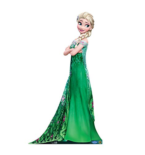 Advanced Graphics Elsa Life Size Cardboard Cutout Standup