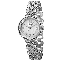 Women's Swarovski Crystal Accented Watch