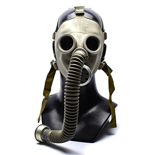Genuine Original Soviet Russian Child Gas Mask PDF-7 S2 with hose USSR face mask Respirator Novelty use deco -