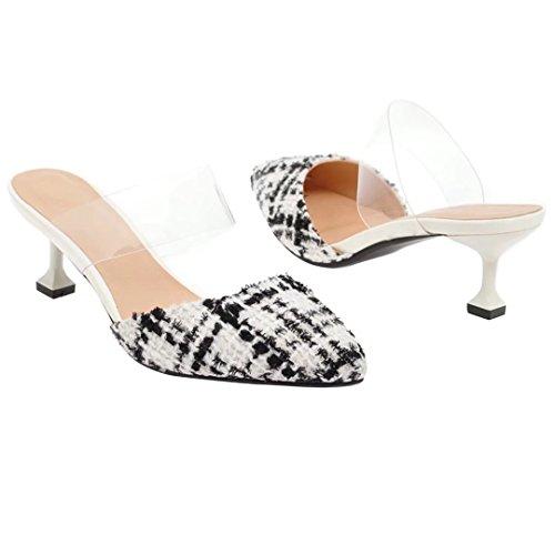 AIYOUMEI sulla Aperte Aperte AIYOUMEI Caviglia sulla Caviglia Donna Donna 5Sq1x4w