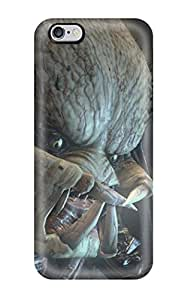 Iphone 6 Plus Case Cover - Slim Fit Tpu Protector Shock Absorbent Case (predator)