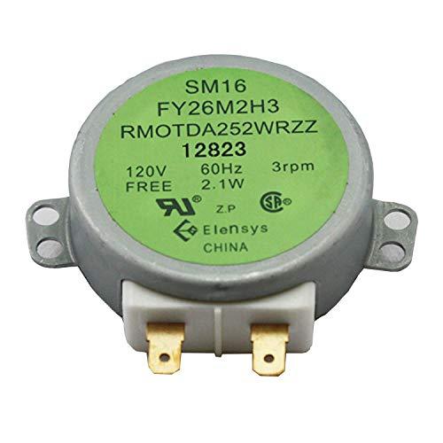 Sharp RMOTDA252WRZZ Microwave Turntable Motor Genuine Original Equipment Manufacturer (OEM) - Motor Carousel
