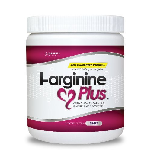 L-Arginine Plus - #1 L-Arginine Supplement - Support Blood Pressure Cholester.. 10