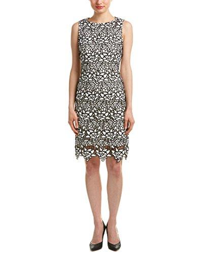 Julia Jordan Womens Sheath Dress, 4, Black ()