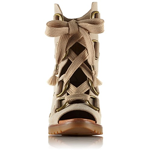 Womens SOREL Oatmeal After SOREL Up Hours Womens Lace wxOxzq4Ep