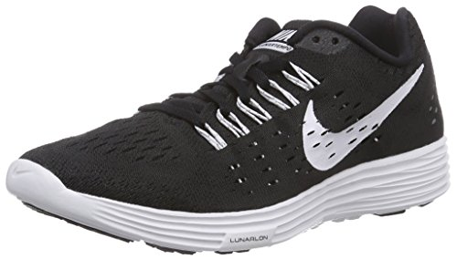 Nike Lunartempo White Shoe White Black Running Men's Ankle High rvwPqra
