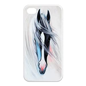 Fashion Horse Personalized iphone 6 4.7 Rubber Silicone Case Cover