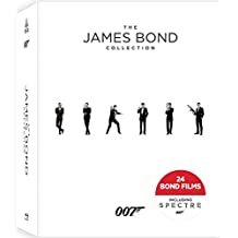 James Bond Collection, The Blu-ray