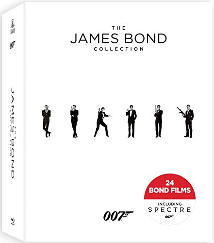James Bond Collection, The Blu-ray (James Bond Connery)