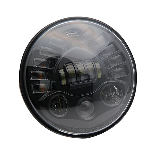 Jiuguang 7'' Inch Round LED Headlight For Jeep 97-16 for sale  Delivered anywhere in USA