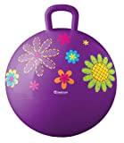 Hedstrom Flowers Hopper Ball, Kid's Ride On, Bouncy Ball 18