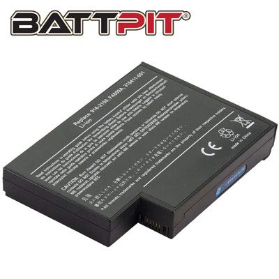 BattpitTM Laptop/Notebook Battery Replacement for Compaq Presario 2500 Series (4400 mAh / -