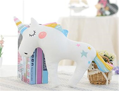 Tmrow 1pc Unicorn Plush Doll Cute Unicornio Lovely Doll Toy by Tmrow