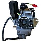 Jual nibbi racing parts replacement orginal high performance speed new carburetor eton yukon cxl 150 atv quad carb fandeluxe Choice Image