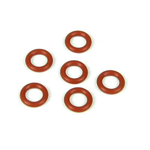 Diff O-ring - TEKNO R/C TKR5144 Diff O-Rings EB48/SCT410 (6) TKRC5144