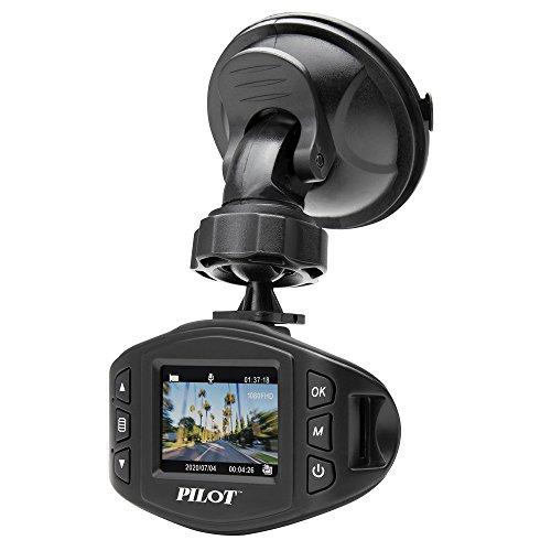 Pilot Electronics CL-3005 Black Dash Cam Camera