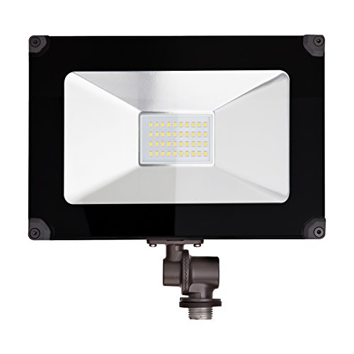 ALOTOA 30W LED Floodlight, Waterproof IP65 for Outdoor,Wh...