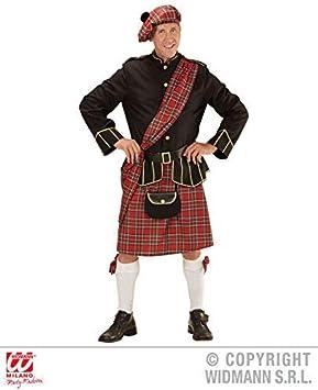 WIDMANN wdm59234 ? Disfraz escocés, multicolor, extra large ...