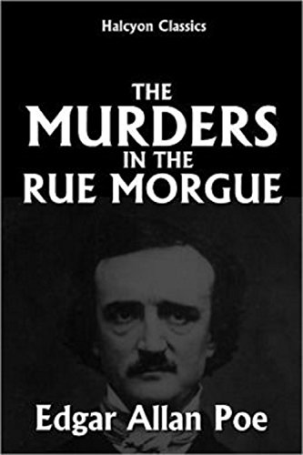 Image result for edgar allan poe murders in the rue morgue