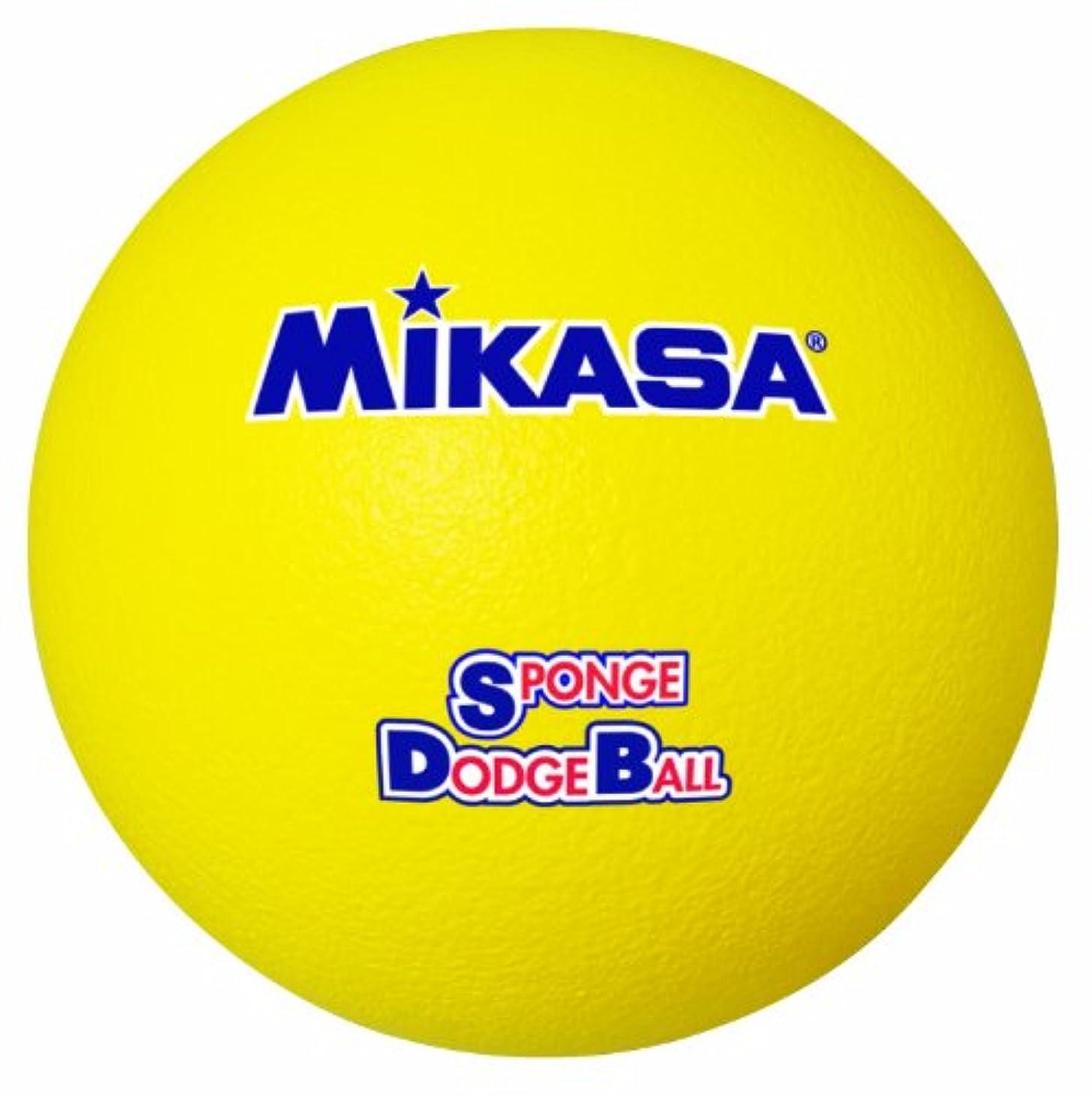 挑発するわかる守銭奴ミカサ(MIKASA) 教育用白線入りドッジボール1号
