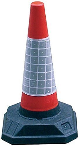 Signs & Labels FPED109 750mm High Roadhog Traffic Cone by Signs & Labels