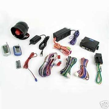 D9 - 2 way LCD coche seguridad alarma remoto motor de ...