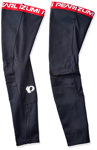 Pearl iZUMi Pro Softshell Cycling Legwarmer, Black, Medium (Pearl Izumi Clothing)