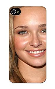 Exultantor Case Cover Protector Specially Made For Iphone 5/5s Hayden Panettiere Computer
