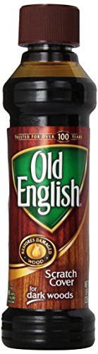Old English - Scratch Cover For Dark Wood 8 Ounce (Furniture Polish)