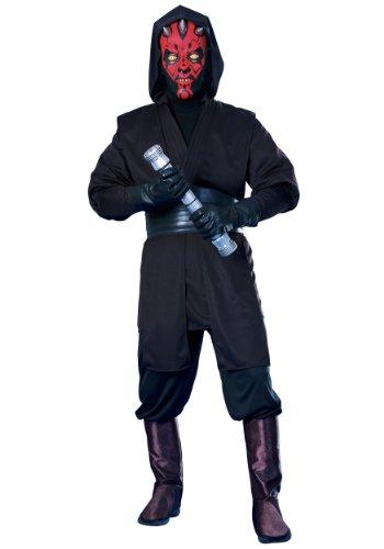 Star Wars Darth Maul Adult Costume - Large