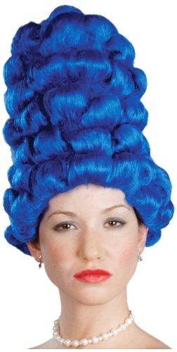 [Enigma Wigs Women's Margie, Navy, One Size] (Margies Costumes)