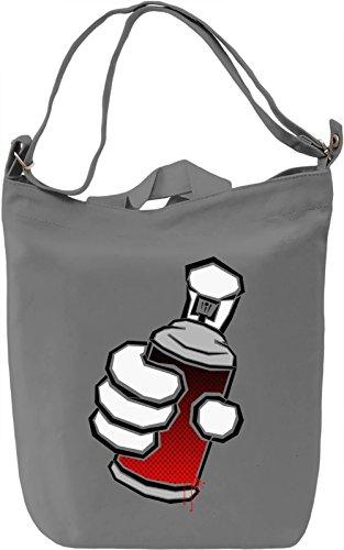 I'm A Street Artist Borsa Giornaliera Canvas Canvas Day Bag| 100% Premium Cotton Canvas| DTG Printing|