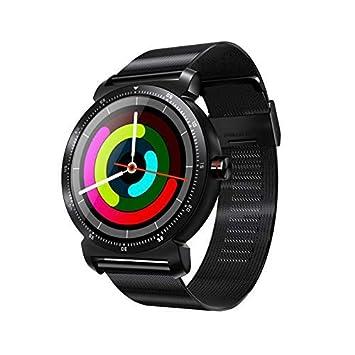 OJBDK Smart Watch de Bluetooth con la Banda de Acero ...