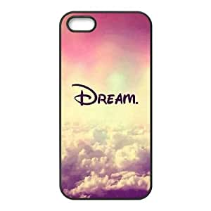 WEUKK Infinity dream iPhone 5,5S,5G phone case, diy cover case for iPhone 5,5S,5G Infinity dream, diy Infinity dream cell phone case