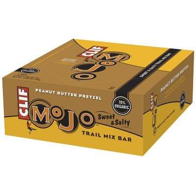 Clif Bar Mojo Bar Peanut Butter Pretzel (Bike Nutrition Box)