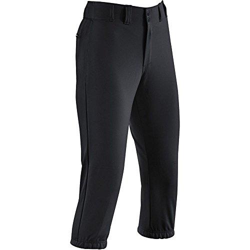 High Five Sportswear - High Five Women's Prostyle Low-Rise Softball Pant-Women's,Black,Small