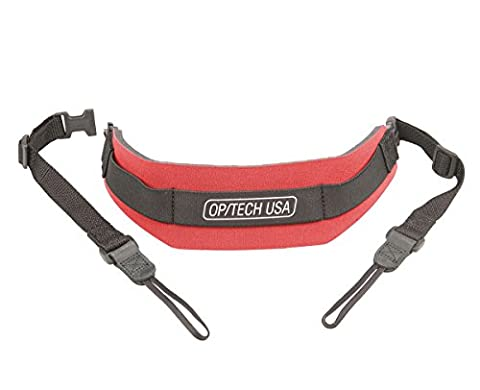 OP/TECH USA 1502372 Pro Loop Strap (Red)